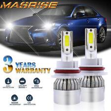 1100W 9004 HB1 LED Headlight Bulb for Dodge Ram 1500 2500 3500 94-01 Hi Lo Beam