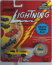 Johnny Lightning - Custom XKE / Jaguar gelb Neu/OVP