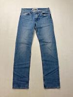 LACOSTE STANDARD FIT Jeans - W33 L34 - Blue - Great Condition - Men's