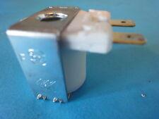 SV240 240v PUSH ON SOLENOID VALVE COIL FOR UNIVERSAL PLASTIC WATER INLET VALVES
