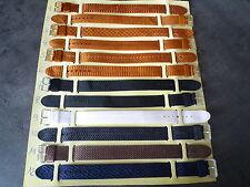 1 bracelet montre vintage en nylon - 17mm ou 18mm