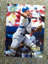 +++ MIKE PIAZZA 1995 SC MEMBERS ONLY BASEBALL CARD #78 - LOS ANGELES DODGERS +++