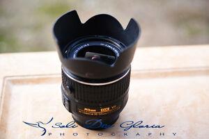 Nikon 18-55mm VR AF-S II Zoom Lens w/ macro & wide angle D7500 & D3400, D7200