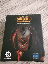 SteelSeries World of Warcraft WOW: Cataclysm MMO Gaming Mouse