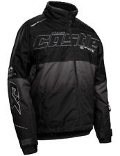 Castle X Strike G3 Jacket Mens Snowmobile Charcoal/Black S-5XL +Tall sizes