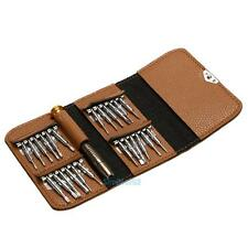 25 in1 Screwdriver Set Opening Repair Tools Kit for Phone Cellphone Camera Watch