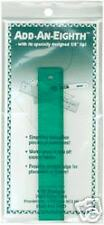 "Add An Eighth Inch Ruler 6"" Use with Quilting Templates"