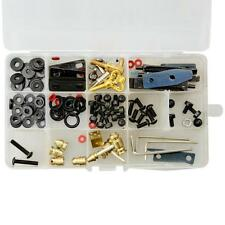 Portable 1 Set Tattoo Complete Machine Gun Repair Parts Tools with Box Set
