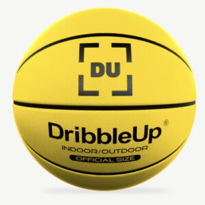 New Dribble Up Smart Basketball Official Size Indoor/Outdoor Superstar Kit