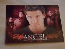 ANGEL PROMO CARD - SEASON THREE - A3-UK