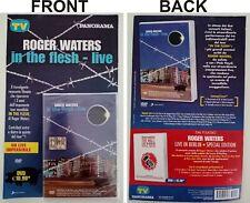 Roger Waters - PINK FLOYD - In The Flesh Live DVD Italian BOX SET Blister album
