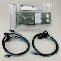 Fujitsu 9211-8i D2607-A11 LSI SAS2008 SAS/SATA RAID controller 2PCS 8087 SATA
