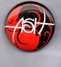 ASH BUTTON BADGE Irish Alternative Rock Band - Girl From Mars - 1977  25mm PIN