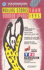 "ticket de concert The ROLLING STONES ""Voodoo Lounge Tour"""