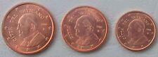 1+2+5 Euro Cent Vatikan 2014 st/bu