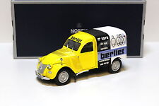 1:18 norev citroen 2cv fourgonnette assistance Berliet New en Premium-modelcars