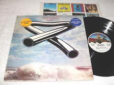 """Mike Oldfield """"Tubular Bells"""" 1973 Rock LP,Nice EX!,Promo,Orig Virgin #VR-13-105"""