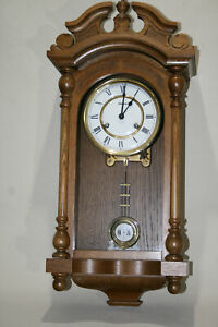 Hermle Pendeluhr Regulator WanduhrUhrwerk Schlüssel Antik Uhr