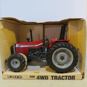Ertl Massey Ferguson 398 Tractor 1/16 MF-1181DO-B