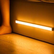 LED Détecteur de Mouvement Veilleuse PIR Sans fil Placard Armoire Escalier Lampe