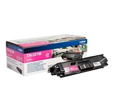 Brother TN-321M Magenta Toner Cartridge - 1,500 Pages