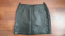 Gr. M/40 Crazy-Outfits Damen Lederrock DS-101 42 cm