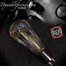 RCA 80 Radiotron Balloon Globe Rectifier Balanced Sections Tube