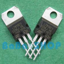 20pcs New L7810CV L7810 LM7810 7810 Voltage Regulator 10V 1.5A ST TO-220
