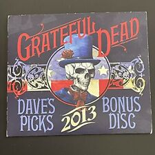 Grateful Dead Dave's Picks 6 Six 2013 Bonus Disc Cd Fillmore 12/21/69 Sf Ca