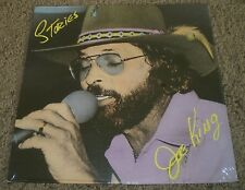 Stories Joe King~SEALED~RARE Private 1982 Country Picker~FAST SHIPPING!!!