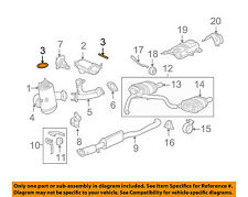 JAGUAR OEM 02-08 X-Type 3.0L-V6 Exhaust-Catalytic Cnvrtr Gasket C2S2695