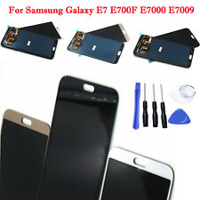 For Samsung Galaxy E7 E700F E7000 E7009 LCD Touch Screen Display Assembly +Tools