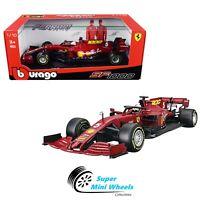 Bburago 1:18 2020 Ferrari Racing SF1000 Tuscan GP #5 Sebastian Vettel