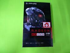 NEW Sapphire Radeon RX 460 2GB GDDR5 PC1-E HDMI DVI DP OC Video Card 94NDT
