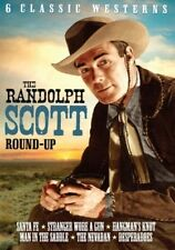 Randolph Scott Roundup Vol 2: 6 Films 683904544643 (DVD Used Very Good)