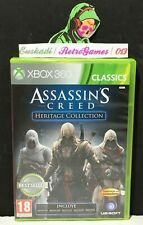 Assassin's Creed: Heritage Collection // Xbox 360 - Sin Manual // PAL España