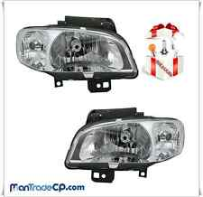 FANALE FARO ANTERIORE DX/SX H4 SEAT IBIZA 6K1 09/1999-> KIT LAMPADE OMAGGIO