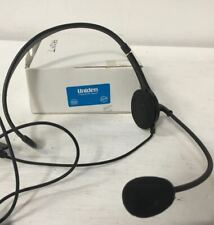 Uniden HM060CQ Headset - compatible with UH-710 UH-720 UH-810 UH-820