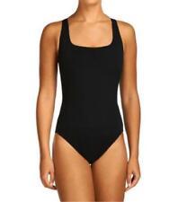 Damen-Badeanzüge mit U-Ausschnitt aus Synthetik