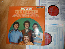 THE YETTIES FOCUS ON 2 x LP SET 1976 AUTOGRAPHED BY BAND. FOLK EXC