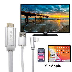 HDMI Kabel für iPhone iPad zu TV 1080P Digital AV Adapter HDTV ADATTC304