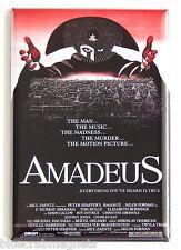 Amadeus FRIDGE MAGNET (2 x 3 inches) movie poster tom hulce