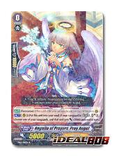 Cardfight Vanguard  x 4 Regalia of Prayers, Pray Angel - EB12/016EN - R Mint
