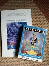 Tarokado tarot artiste Robert Cadot