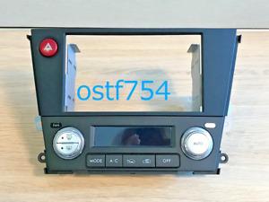 Subaru Legacy Liberty BP5 / BL5 Air Conditioner Switch Audio Panel 2DIN Black