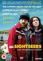 Sightseers Alicia Lowe Steve Dram Studiocanal GB 2013 DVD L. Nuevo