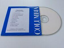 PATTI SCIALFA - PLAY IT AS IT LAYS !!!RARE CD PROMO!!!!!!!!!!!!!