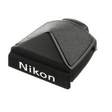 Nikon DE-1 Black Eye Level Finder for F2 Cameras Mint Condition