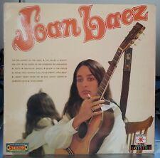 Rare LP - JOAN BAEZ - B.I.E.M - Roulette – CLVLXR 216 France ( EX / NM )