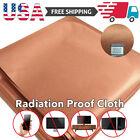 EMF Protection Pure Copper Fabric - RFID/EMI/RF Shielding Radiation-Proof Cloth
